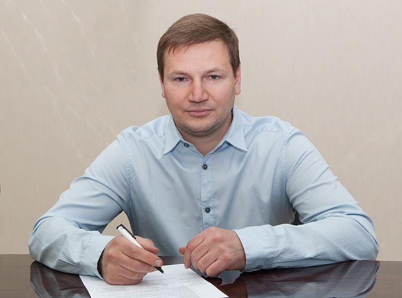 """директор группы компаний """"Терморобот"""" генеральный разработчик"""